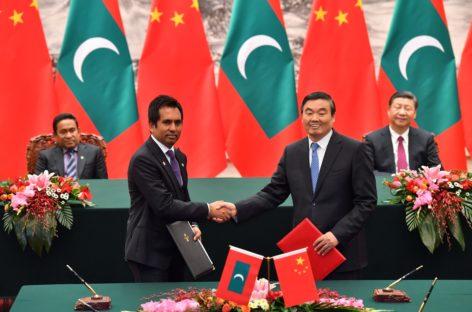 Maldivian tour operators authorised to work in China