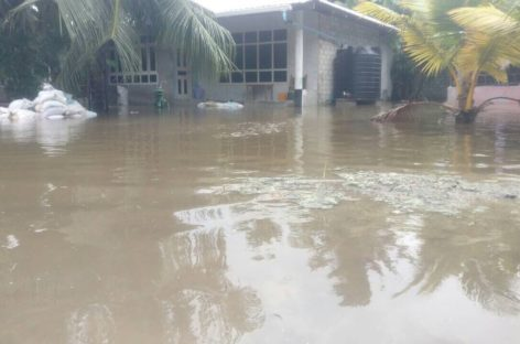 Damage to 60 islands after extreme weather