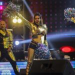Islamist group concerned over scantily clad women in New Year show