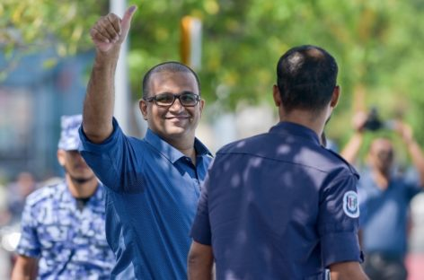 Adeeb let off the hook over MVR74 mn payment