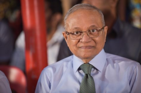 Gayoom accused of calling for a coup