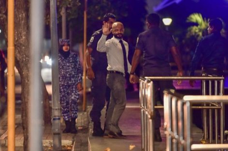 'No one is above the law' after Faris taken into custody