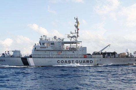 Coast Guard intercepts illegal fishing vessel with 200 tons of tuna