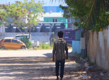 The migrant workers of the Maldives