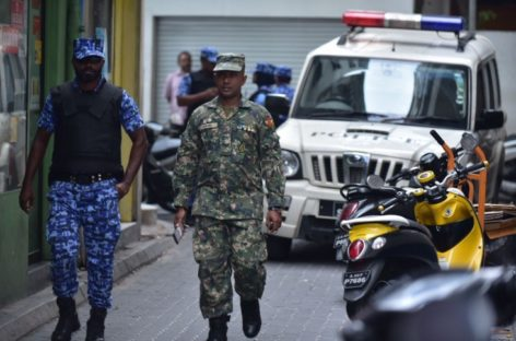 Police probe into alleged coup ramped up