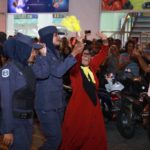 Opposition defies police protest curfew
