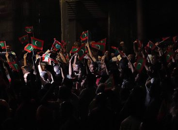 Maldives capital braces for unrest on 'coup day'