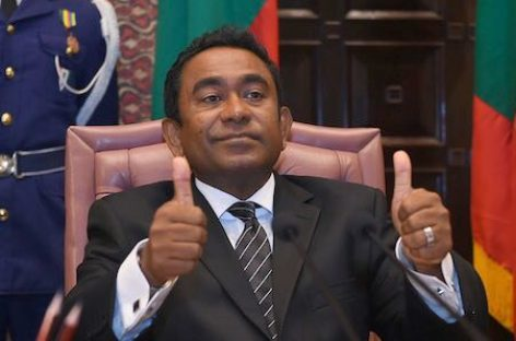 Maldives state of emergency extended by another 30 days