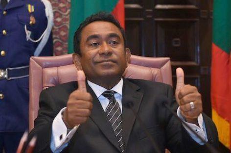 Machiavellian Prince: Abdulla Yameen