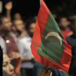 #MaldivesInCrisis, young people and politics