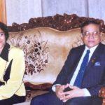 Dunya asks India to help free jailed father Gayoom