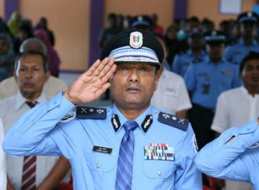 Maldives ex-police chief arrested on coup plot charges