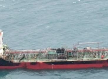 President accused of lying about Maldivian-flagged tanker