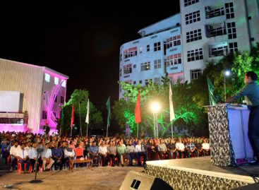 Yameen assails 'traitorous' coup plotters