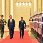 China, debt and the Maldives