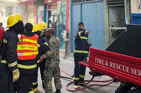 Bangladeshi national dies after house fire