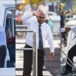 Maldives state of emergency detainees charged with terrorism