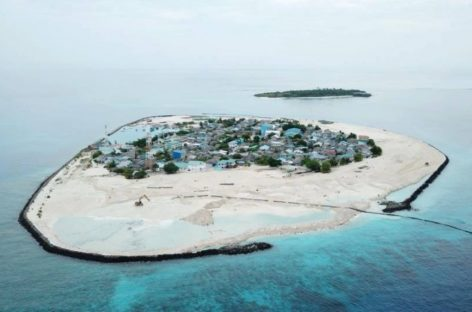 Komandoo land reclamation complete
