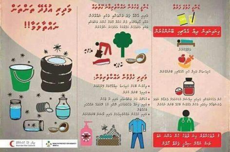 HPA warns of dengue increase