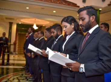 Criminal and Civil Courts get new judges