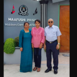 Former first lady asks to stay with Gayoom on detention island