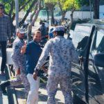 Judge change in terror trial