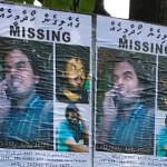 Brother of abducted journalist makes Maldives legal history
