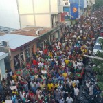 MDP announces three-day protest