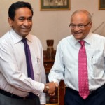 Gayoom seeks to stay court battle for control of PPM