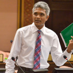 Majority leader hospitalised with a lung infection