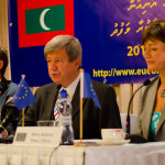 EU and UN 'not interested' in observing Maldives election