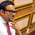 Adeeb formally notified of impeachment vote