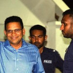 Ex-defence minister Nazim authorised to seek medical care in India