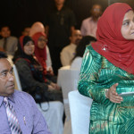 Saudis defend Maldives first lady over date controversy