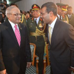 Gayoom denies demanding US$100k from Nasheed as 'goodwill' gesture
