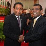 Yameen dismisses Nasheed's presidential ambitions as futile