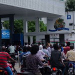 STO cautions against panic buying as hundreds queue for petrol