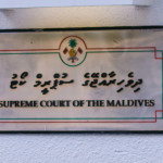 Jail term for contempt of court reduced, fine hiked to MVR100,000