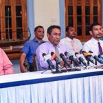 Government will not bow to foreign pressure, declares President Yameen