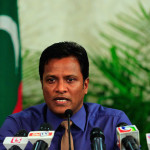 Umar Naseer under fire over 'sexist' tweet