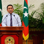 Vice president obstructed inquiry into bomb plot, says President Yameen