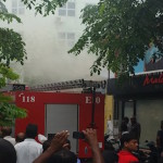 Fire breaks out at house in Malé