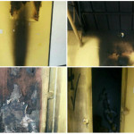 MDP office in Hoarafushi torched