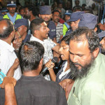 MDP moves protest from pavement to the streets