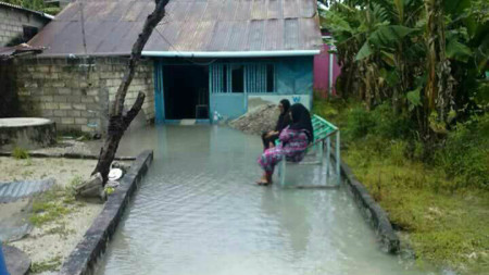 Addu City floods 4