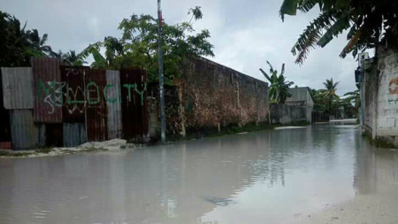 Addu City floods 5