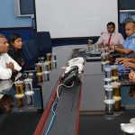 MDP meets new police chief, discusses November 6 protest