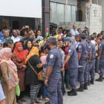 Police ban Maldives anti-corruption walk