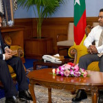 "Yameen lauds India's ""Neighbourhood First"" policy"