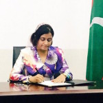 Maldives signs anti-human trafficking protocol